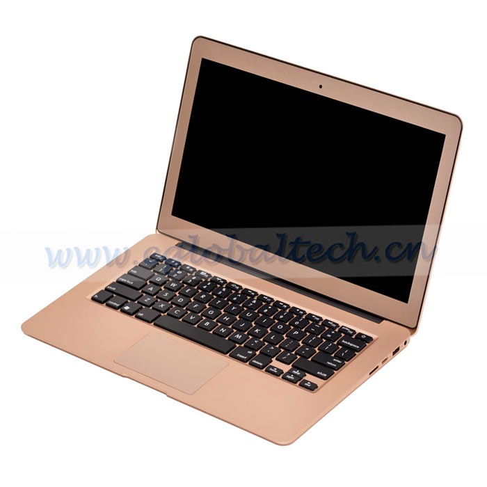 13.3inch Mini Laptop PC Intel Core i3 5005u 8GB RAM Toshiba 256GB SSD 7000mAh Battery Camera WiFi