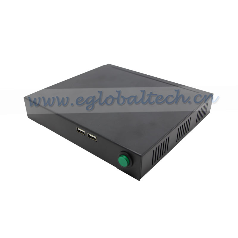 Eglobal compact mini computer hot selling 2GBram 8GB ram mini pc wireless Dual core 1.7G