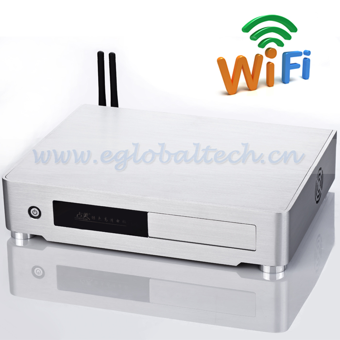 Wifi Version Intel Core i3 High Grade ITX Computer Mini Desktop PC