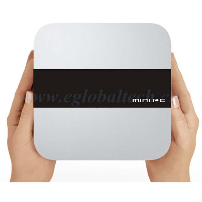 High-end Super i7 Mini PC Micro PC Haswell Processor Intel Core i7 4790S 4 Core 8 Threads 4K HD HTPC